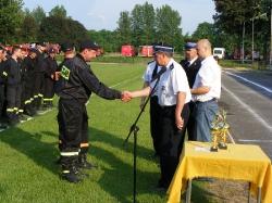 Zawody OSP 2010 Ziębice